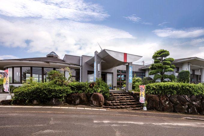 長島温泉センター椿の湯外観