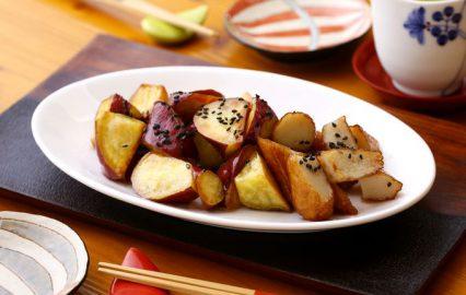 古い記事: さつま芋とさつま揚げの大学芋 | さつま揚げdeアレンジレシ