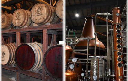 2020年初出荷を待つマルス津貫蒸溜所のマルスウイスキー