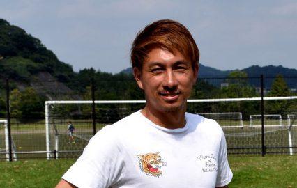 鹿児島ユナイテッドFC:MF/枝本雄一郎選手