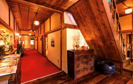 古い記事: 村田旅館 | レトロな料亭旅館は、まるで映画のセット(南さつ