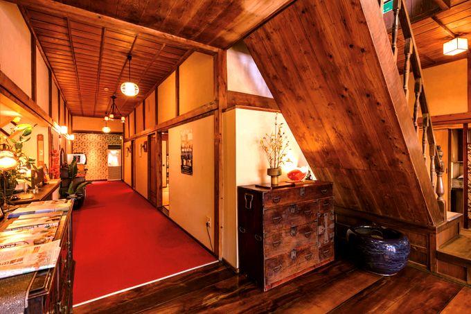 大正末からの歴史が詰まった村田旅館