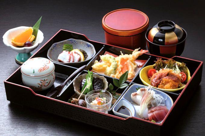 村田旅館の食事
