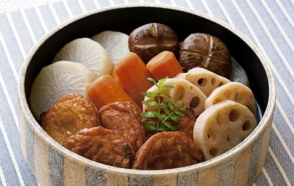 古い記事: 野菜天と根菜の京風煮物 | さつま揚げdeアレンジレシピ
