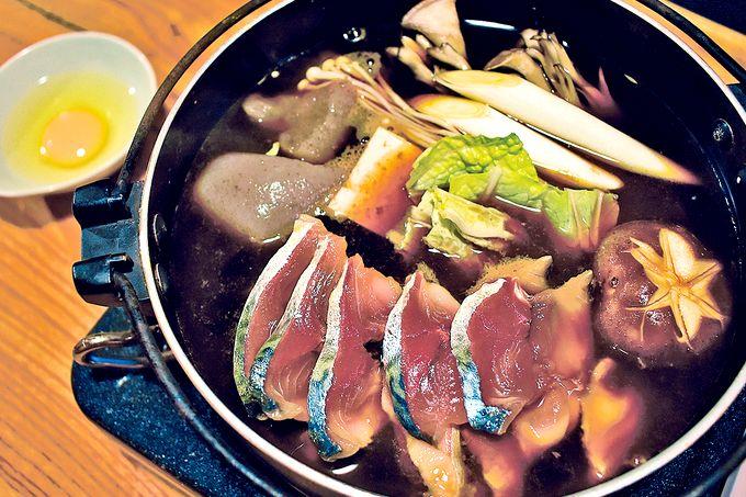 サバのすき焼き(1人前)