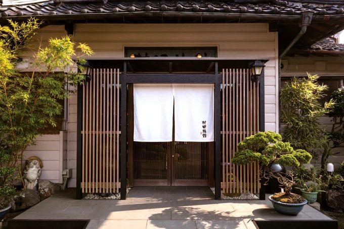 村田旅館外観