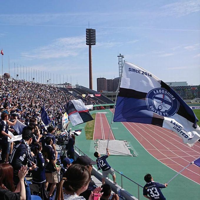 2019/4/21ホーム戦 鹿児島ユナイテッドFC vs FC琉球(インスタ2019/4/21)