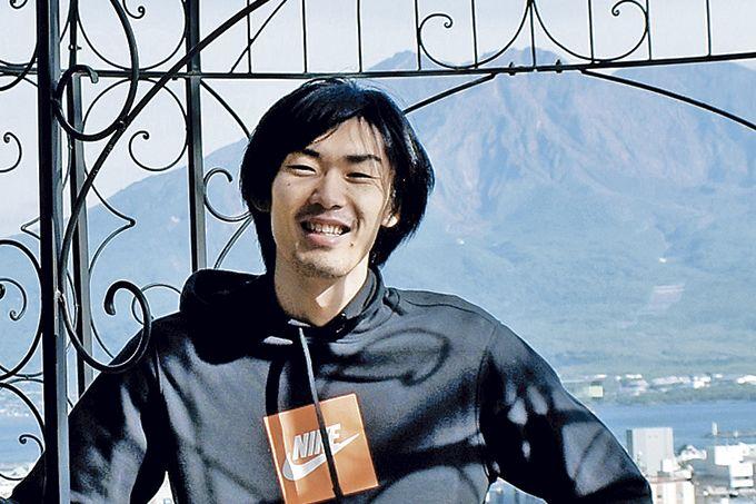 鹿児島レブナイズ スモールフォワード #12 藤田浩司選手