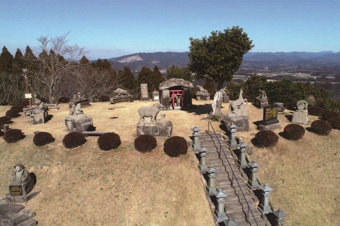 岳野山 笠衹神社