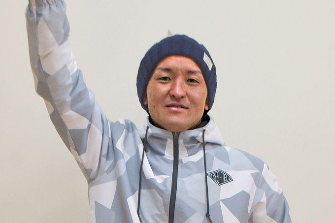 鹿児島ユナイテッドFC:応援リーダー/田上裕さん