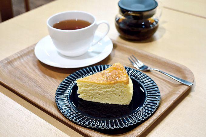 手作りケーキセット