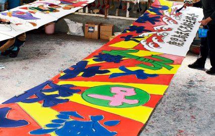 古い記事: 祝の場を彩る日本の伝統工芸!継承される手染めの大漁旗・のぼり