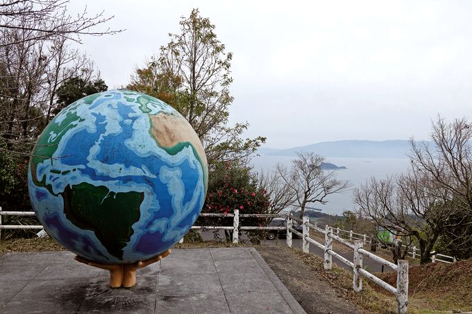 陣岳国際の森