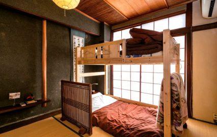 古い記事: ホステル トマル | ビル街のゲストハウスに昭和を感じる(鹿