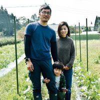 イタリア野菜づくりに挑む夫婦