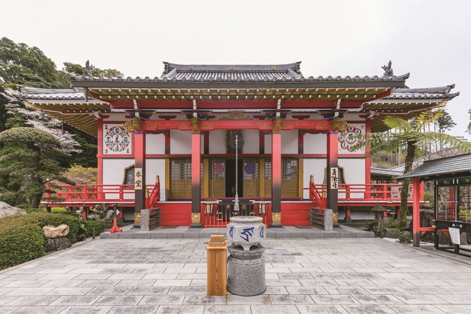 不動山青隆寺