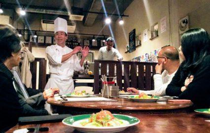 古い記事: 鹿児島焼酎にもこだわる、こだわりの洋食屋が思うこと。
