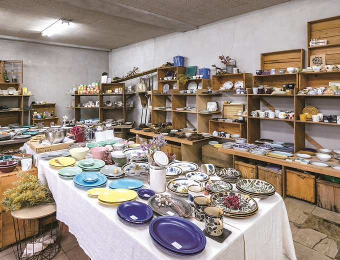 ニワ陶器店