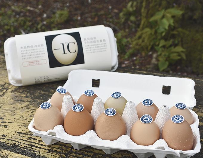 氷温熟成なま卵『-1℃』