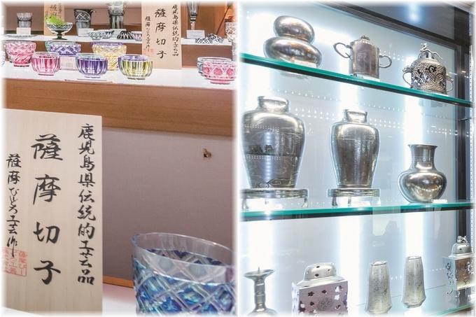 きらめく薩摩切子、しっとり輝く錫器…鹿児島の伝統工芸を体験