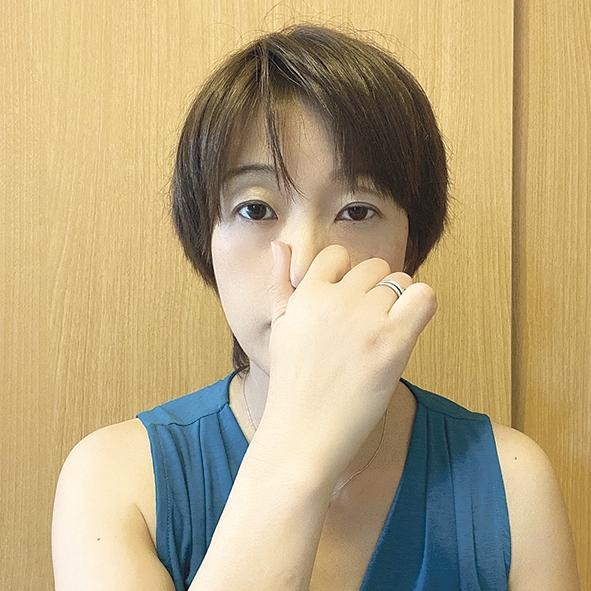 「片鼻呼吸」02