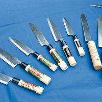 薩摩深水刃物の鍛造技術に匠の技を感じる…伝統技術っていいなぁ