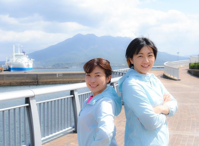 #アク女サークル主催の有賀真姫さん、田畑綾美さん