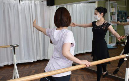 古い記事: ロータス ヴィハーラでバレエエクササイズを極めてやる!by歌