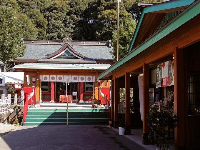 加紫久利神社