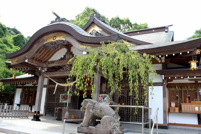 天之御中主神社(妙見神社)