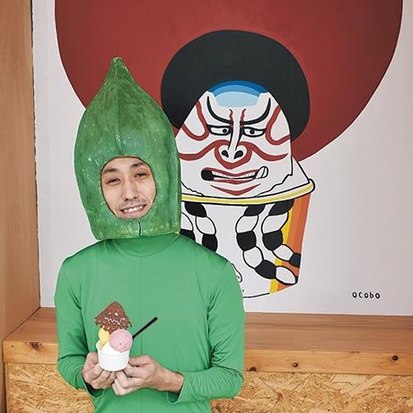 アイスクリームモンスターオーナー太田英幸さん