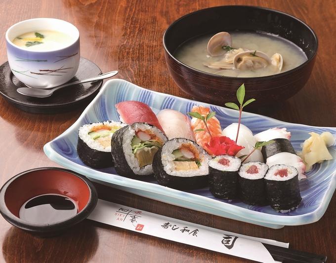 寿し・和食 司「寿しランチ」