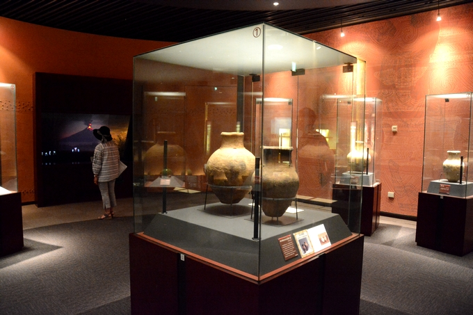 国指定重要文化財「双子壺」