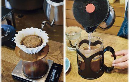 古い記事: コーヒーのプロに聞く!豆選びからウマい淹れ方まで伝授しよう…