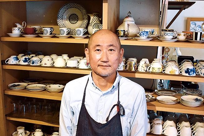 珈琲いづみ 荒田本店 出水和親さん
