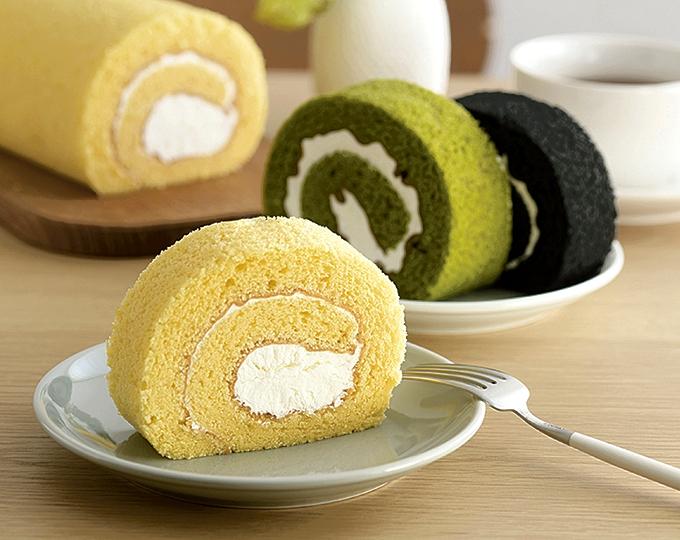 のせ菓楽「グルテンフリーのロールケーキ」