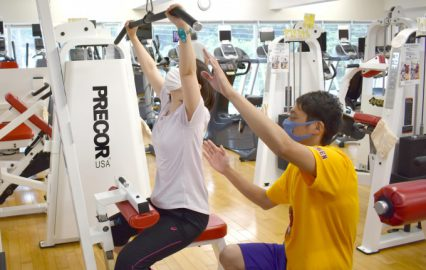 古い記事: メルヘンスポーツ鹿児島でトレーニングマシーンを極めてやる!b
