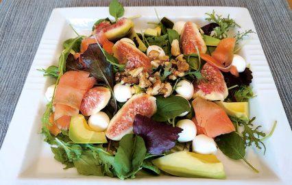 古い記事: イチジクとクルミのごちそうサラダ | 薬膳ごはん