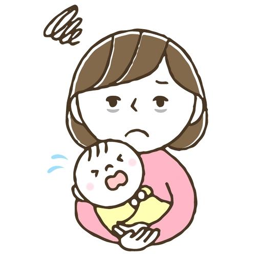 産後うつイメージ