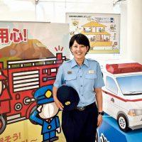 消防局職員|職場初の産休取得、そして復帰。娘に見せたい働く姿