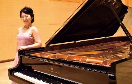 ピアニスト 竹下智子さん