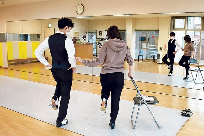 ダンス・スタジオ・リキ_貴丸先生