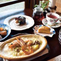 ハーブ&カフェレストラン祐|イタリアンとお菓子な古民家レストラン