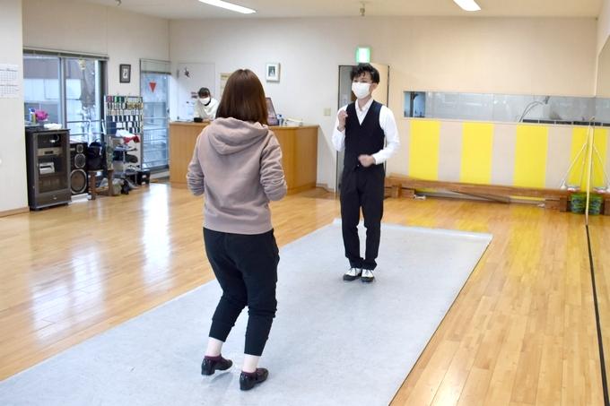 ダンス・スタジオ・リキ
