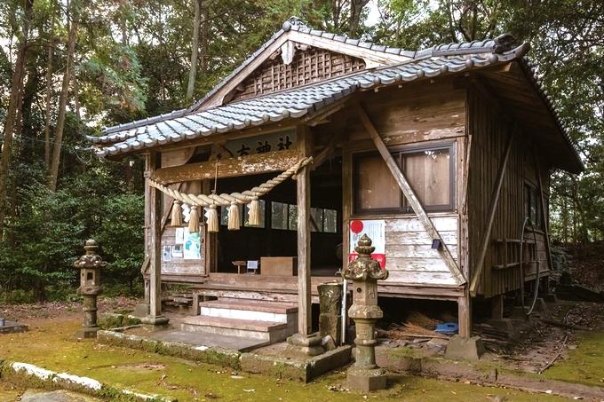 串木野 串木野麓/南方神社