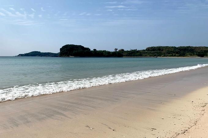阿久根 脇本海水浴場