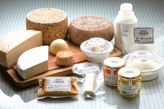 コトブキチーズ|本土最南端の工房、鹿屋産ミルクで作る受賞チーズ