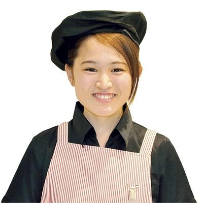 月揚庵鹿児島中央駅みやげ横丁店神野 美沙紀さん