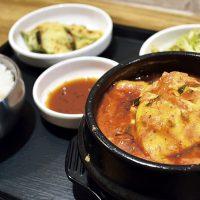 ケンス食堂|小さな韓国料理店で本場の味を食べる(鹿児島市小川)
