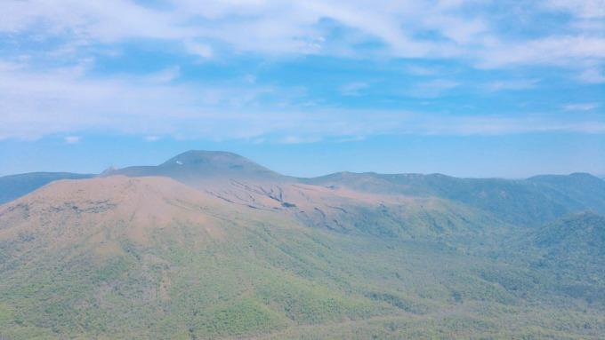 高千穂峰 美しい登山道